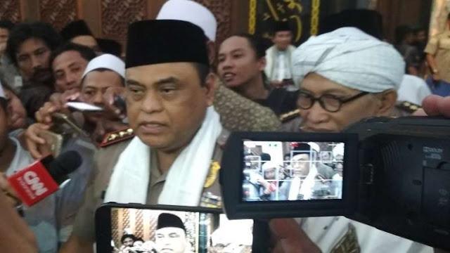 Wakapolri: Indonesia Bubar Hari Kiamat