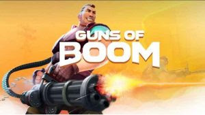 Guns of Boom MOD APK v2.1.0 Full Hack Android Anti Ban Update Terbaru Juli 2017