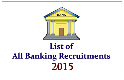 Banking Recruitments