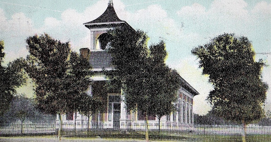City Library, Douglas, Arizona, 1908