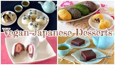Top 10 Vegan Japanese Desserts