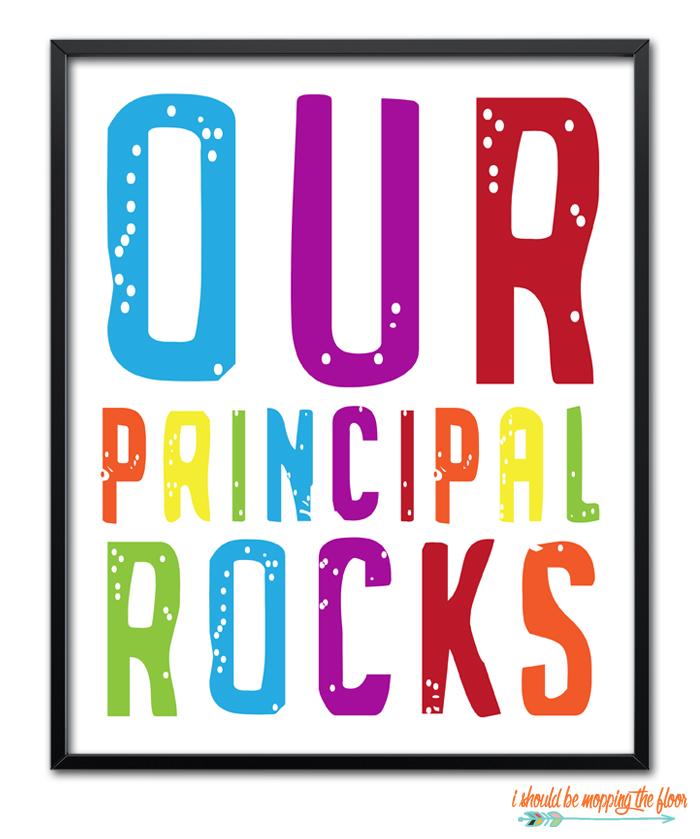 Six Printables for Teachers