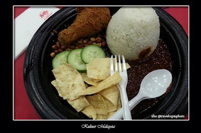 kuliner malaysia, cuisine, cullinary, food, melayu, nasi uduk, nasi lemak