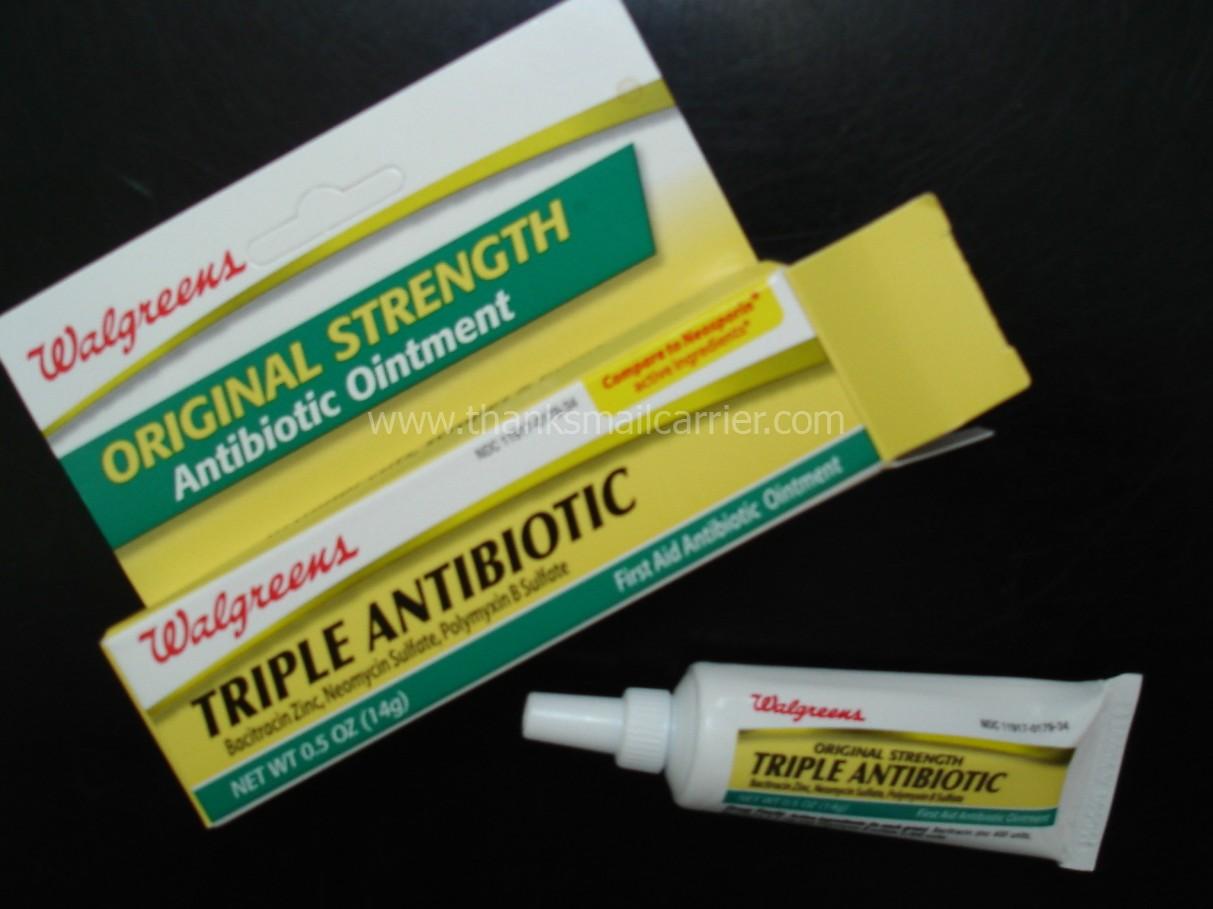 Triple antibiotic cream for Triple antibiotic ointment on tattoos
