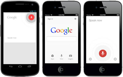 5 Best Free Siri Alternatives for Android in 2013-Google Voice Search