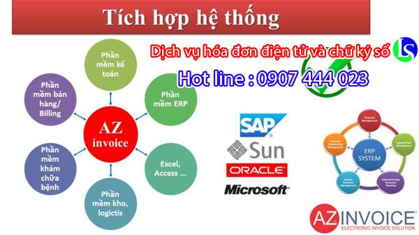 Sài Gòn thí điểm sử dụng hóa đơn điện tử của cơ quan thuế