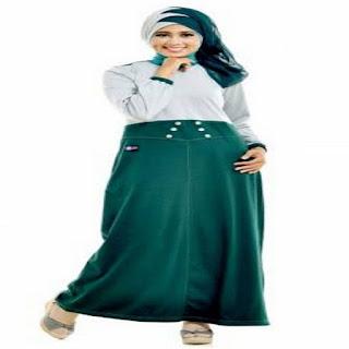 model baju gamis terbaru anak muda