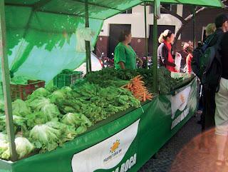 Belo Horizonte food market.