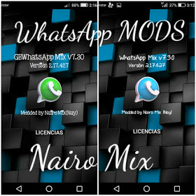 WhatsApp Mix v7.30 WhatsAppMods.in
