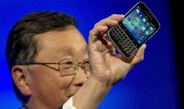 بلاك بيري تودع سوق الهواتف وتتوقف عن صنع الهواتف