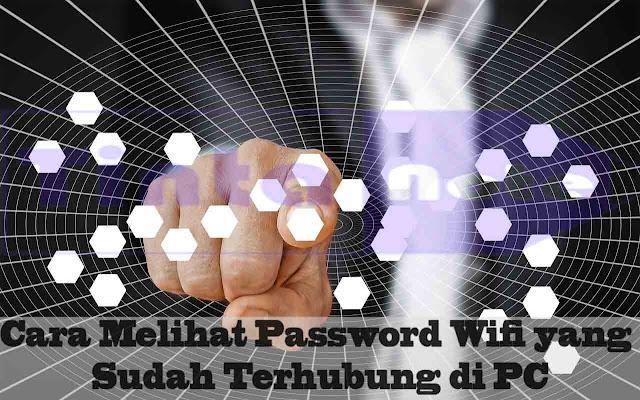 Tintanote.com - Assalamu'alaikum Warahmatullahi Wabarakatuh.    Pada kesemapatan kali ini kami akan membahas cara melihat password wifi yang sudah terhubung di PC (personal computer). Penggunaan internet saat ini sangat penting yang tidak bisa dilepaskan dari kehidupan kita, telah menjadi rutinitas sehari hari yang apa bila ditinggalkan akan terasa hambar. Untuk bermain internet kita membutuhkan jaringan internet yang bisa dari Lan, wifi, paket data dan berbagaimacan lainnya.     Untuk terhubung ke suatu jaringan internet membutuhkan hak akses agar dapat menjalankan internet salah satunya yaitu wifi. Ketika terhubung ke wifi komputer akan secara otomatis menyimpan password yang kita masukkan yang di sebut cache. Karna data yang di simpan seperti password ini akan bersifat sementara. Tentunya ini dapat diketahui bagi anda yang lupa dengan password wifi yang telah terhubung di komputer anda.    Di penjelasan kali ini ada 2 cara agar bisa melihat pasword wifi yang ada di PC yaitu dengan CMD dan wirelles property.    Melihat password menggunakan CMD. 1. Buka CMD atau bisa dengan tekan WIN+R dan ketikkan CMD.    2. Untuk melihat semua jaringan wifi yang telah terhubung di komputer kita ketiikan Netsh wlan show profile.      3. Ketikkan Netsh wlan show profile Nama Wifi Untuk menampikan semua profil informasi mengenai salahsatu nama wifi yang terkoneksi di PC kita.      4. Untuk melihat informasi passoword maka ketikan wlan show profile Nama wifi key=clear|findstr Key maka akan terlihat seperti tampilan di bawah ini.      Melihat password wifi dengan wirelles properties 1. Klik kanan pada logo wifi kemudian pilih Open Network and Sharing Center.    2. Pada Netword and Sharing Center pilih connection wifi yang telah terhubung, lalu klik pilih Wirelless Properties untuk melihat detail koneksi wifi di PC kamu.    3. Pilih tab Security kemudian centang show characters maka akan tampil password yang saat ini telah terhubung di wifi kamu.    Demikian tadi bagaimana cara melihat