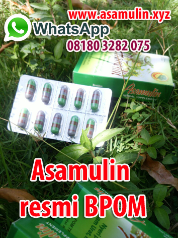 Asamulin resmi BPOM  bahaya asamulin  efek samping obat asamulin  asamulin online  alamat agen asamulin  asamulin berbahaya  asamulin palsu  asamulin bukalapak  kandungan asamulin