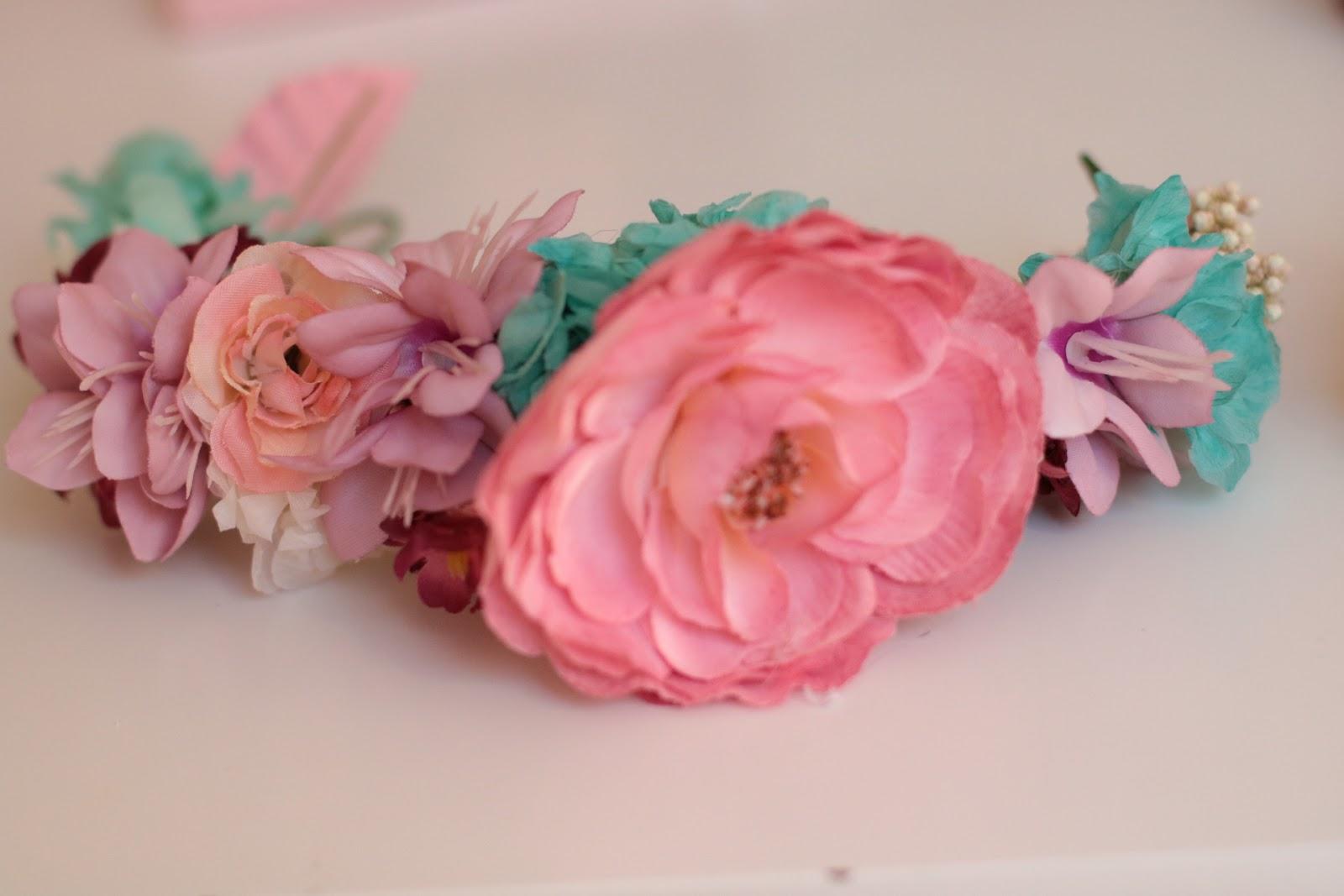 flores flamencas