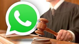 Justiça Federal da Paraíba adere à intimação por WhatsApp