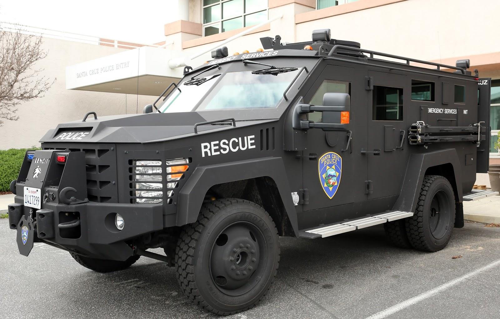 Santa Cruz Police: January 2016