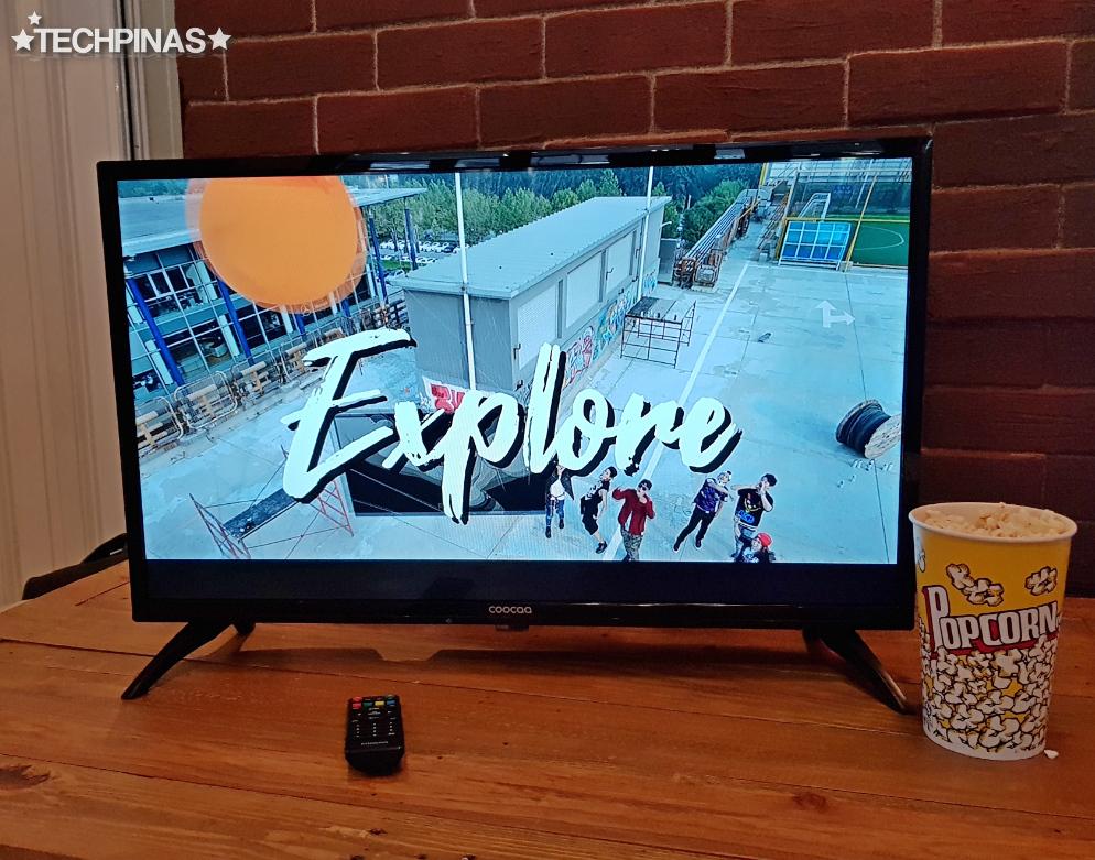 coocaa TV, coocaa Lazada