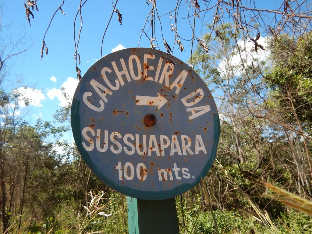 Cachoeira do Sussuapara