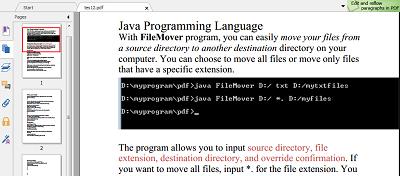 Pdf the java programming language