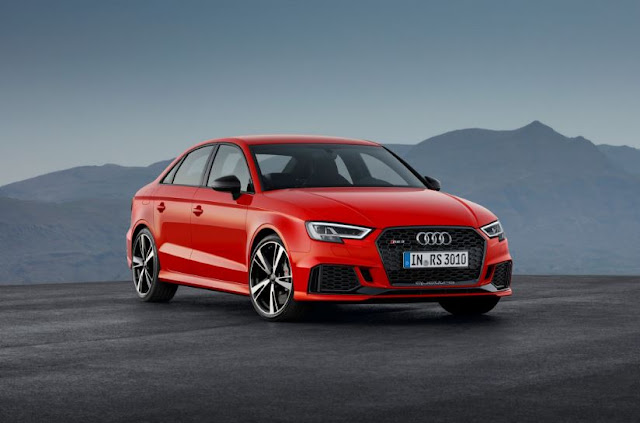 2018 AUDI RS3 Reviews and Price