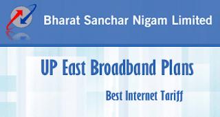 BSNL UP East Broadband Plans