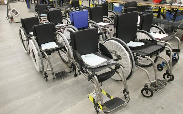 Why You Might Need to Buy Custom Wheelchair Accessories