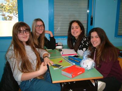 Giornalismo Scuola media Santomauro Bari