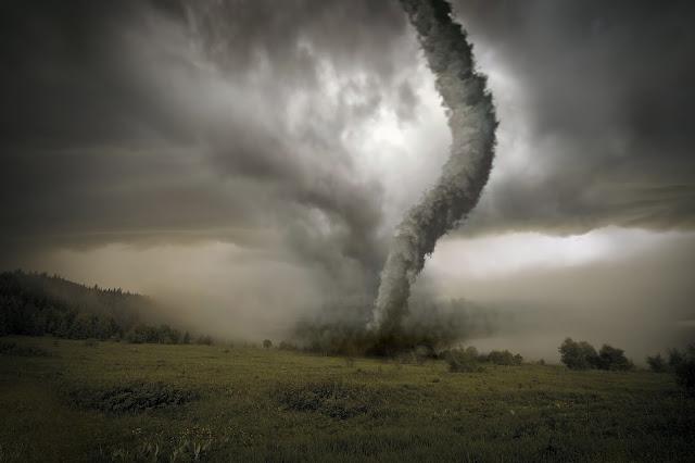 Tornados.