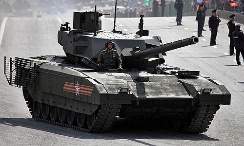 Militer AS Butuh Lebih 10 Tahun, Namun Rusia Hanya Butuh 6 Tahun Untuk Ciptakan Tank Mematikan