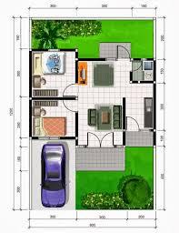 Inspirasi Denah Rumah Sederhana