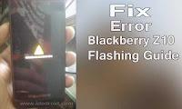 Cara Flash Blackberry Z10 100% Tested