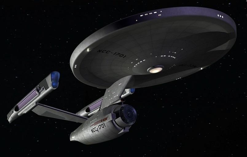 Deep Space Pat: EMvTW Extra 07: USS Enterprise (Matt