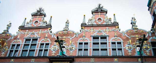 wielka Zbrojownia, Gdańsk, Polska, Poland, renesans, architecture