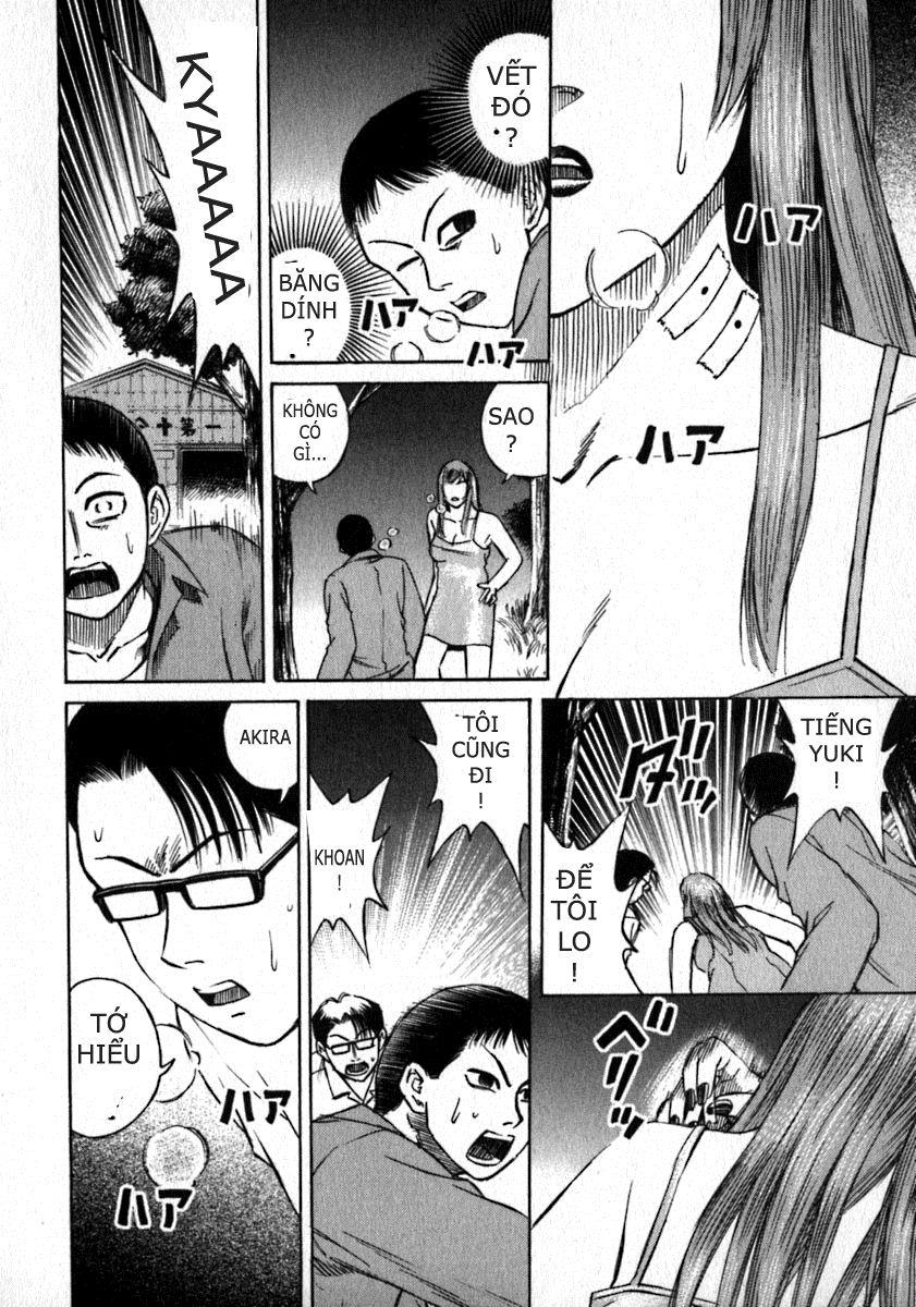 Higanjima chapter 8 trang 16