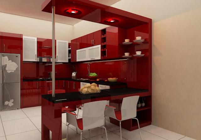 Kitchen Set Murah Jogja