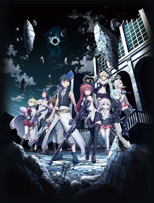 Descargar Trinity Seven Movie: Eternity Library to Alchemic Girl [Pelicula][Sub Español][MEGA] HDL][Sin Censura]