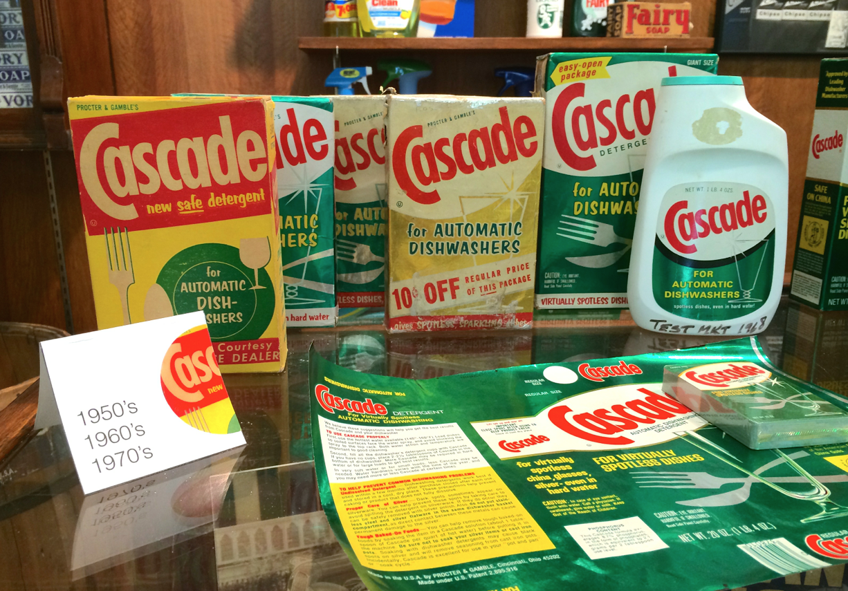 Cascade throught the years - Cascade Blogger Day #CascadeShiningReviews #PGmom