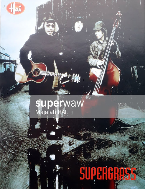 POSTER SUPERGRASS