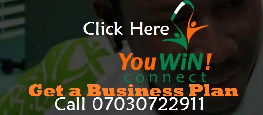 YouWiN! Connect Nigeria 2017 Application - Call 07020722911 for Business plan