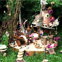 New England Fall Events Portsmouth NH Fairy House Tour