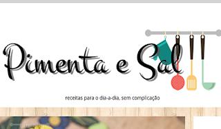 Logo blog Pimenta e Sal