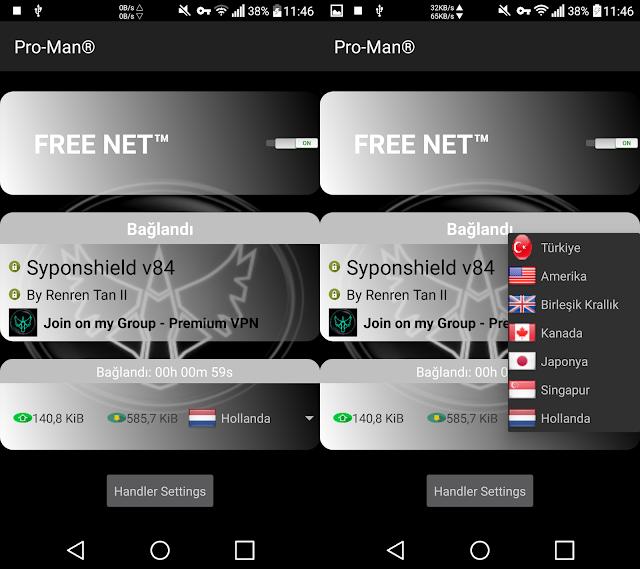 F@tih Çalışan VPN 10 MB Limiti Yok [Kasım 2016] İndir
