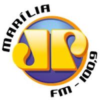 Rádio Jovem Pan FM 100,9 de Marília SP
