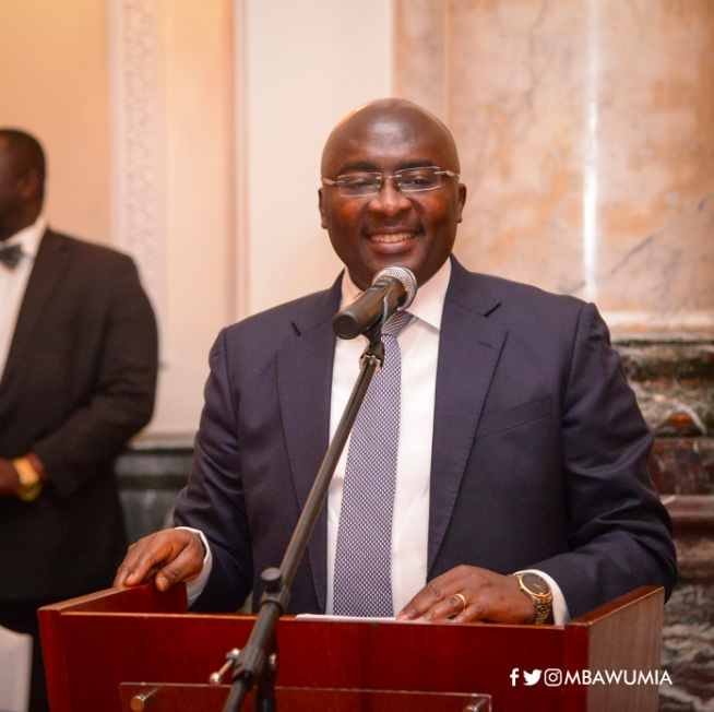 Vice President Bawumia Attends UN Medal Ceremony In Lebanon