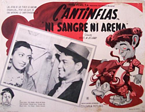 Ni Sangre Ni Arena - 1941