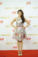 Pranitha Subash in lovely Flower Print Sleeveless Short dress ~  Exclusive 011.JPG