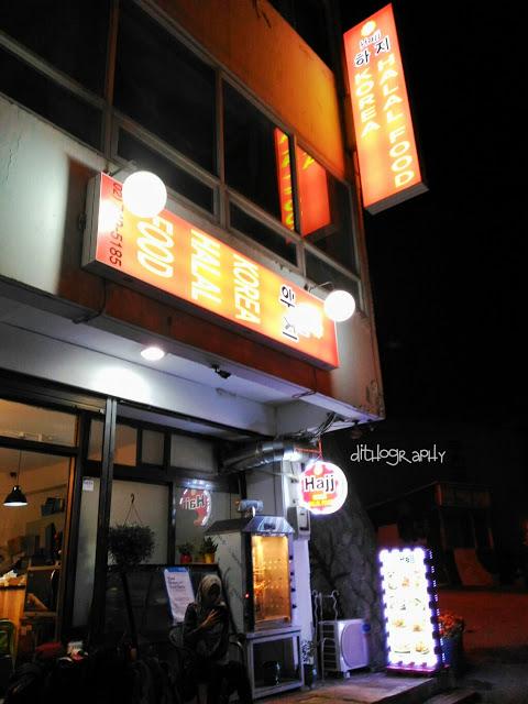 Hajj - 하지 - Warung Halal di Seoul
