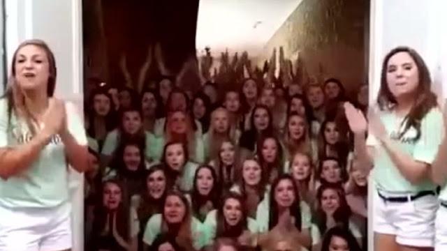 """""""Las puertas del infierno"""": Un extraño video universitario causa 'terror' en la Red"""
