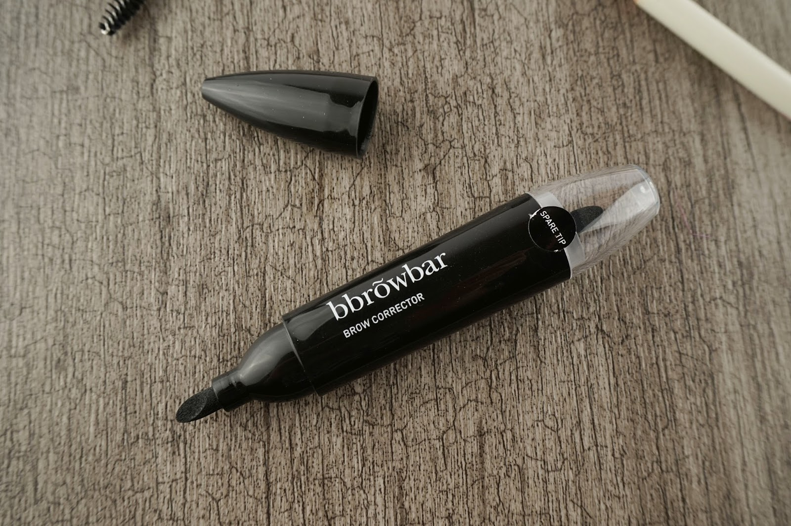 blinkbrowbar eyebrow pencil brow oil brow corrector review swatches