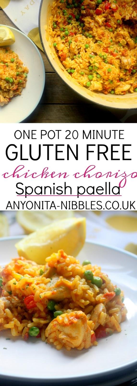 Glutenfree Spanish Paella