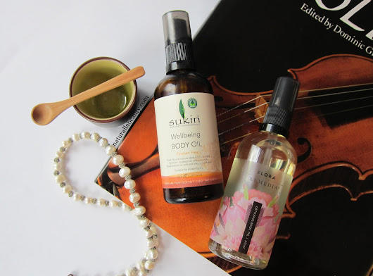 Spring Body Oil Standouts ft. Sukin + Flora Remedia
